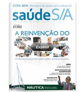 Brinde Gratis Revista Saúde S/A