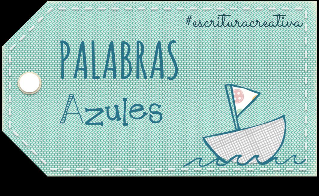 PALABRAS AZULES