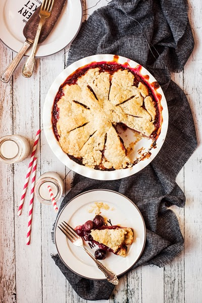 Cherry Pie and Slice