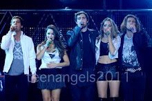 Teen Angels na copa de 2014