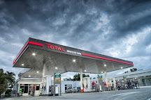 Estación Total, Brisas del Yuna Bonao