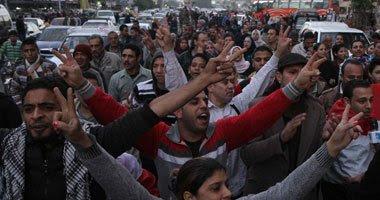 مسيرة إحياء ذكرى ميلاد جيكا تصل قصر النيل.. وهتافات ضد مرسى