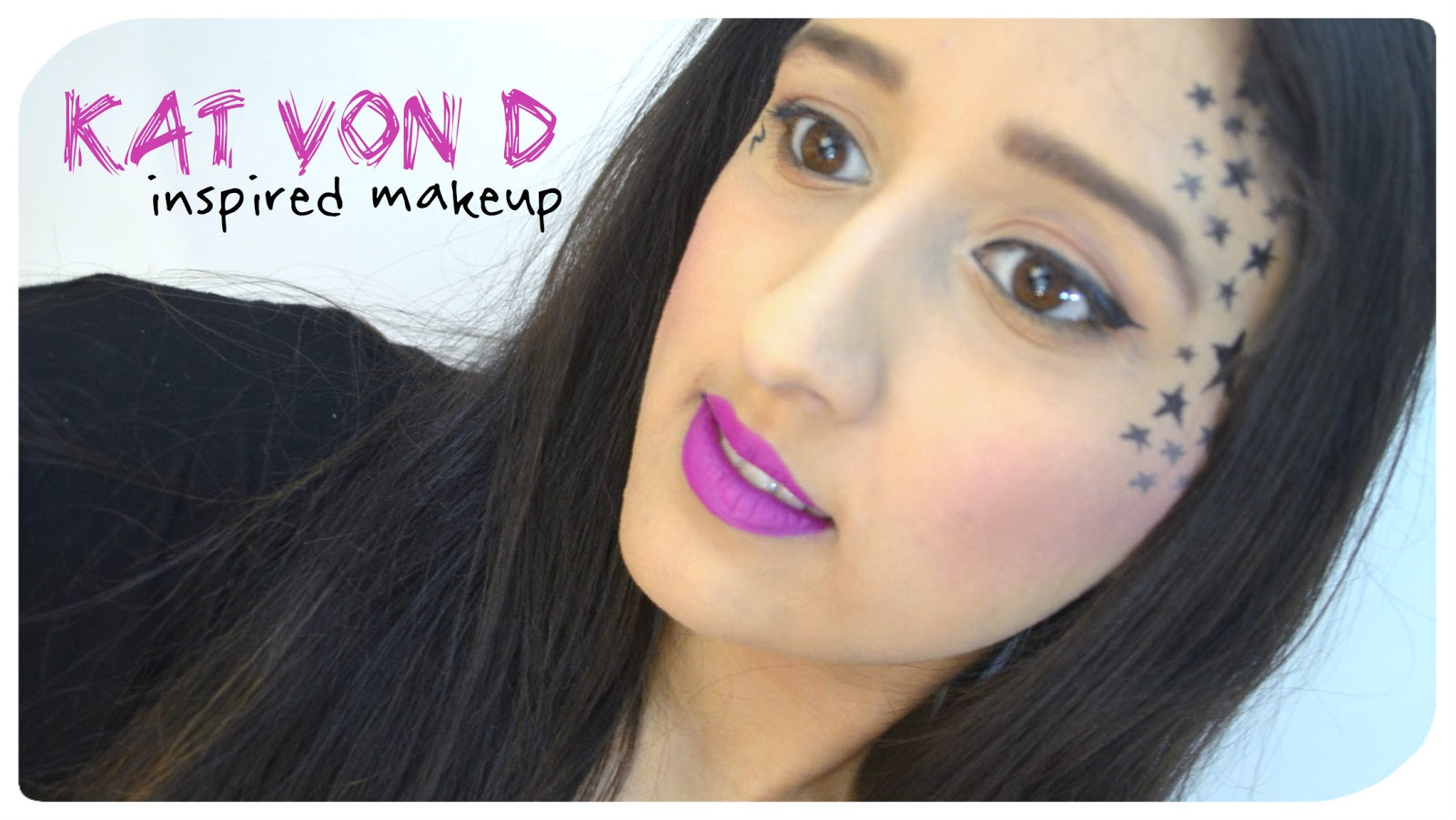 Kat von d makeup line