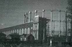 Rudmore Gas Works
