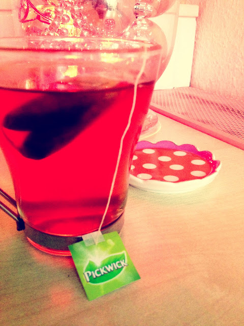 Pickwick Tea