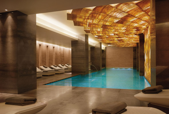 Modern Spa Designs - Euro Style Home Blog - Modern Lighting - Design
