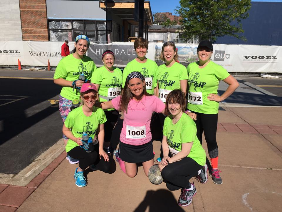 Spring Ladies Couch to 5K