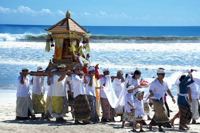 Upacara Adat Nyepi Budaya Indonesia