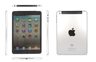 dari Apple ini bisa diremehkan. Adapun spesifikasi lengkap iPad Mini