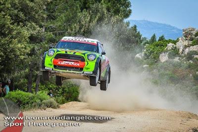 WRC Rally Italia Sardegna