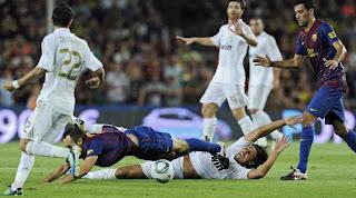 1 año de Estadísticas del Real Madrid y Barcelona