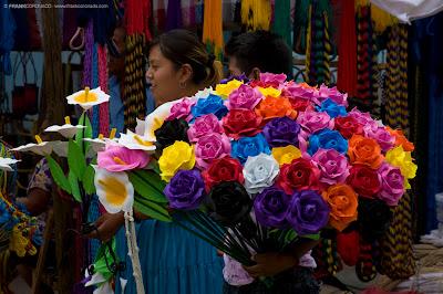 Mercado dominical de Tlacolula