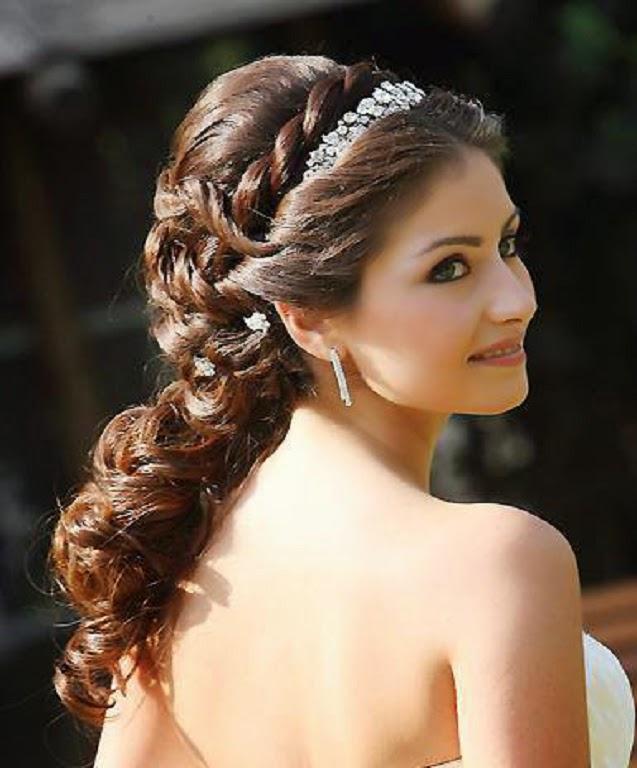 Beautiful Wedding Hairstyles For Long Hair Mens Hairstyles