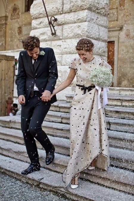 polkadot, tema pernikahan, pernikahan terunik, pernikahan unik, pernikahan, pernikahan terindah