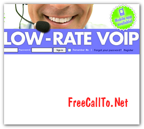 Lowratevoip Download Free Calling software For Pc