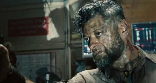 Andy Serkis es Ulisses Klaw en Vengadores: La era de Ultrón