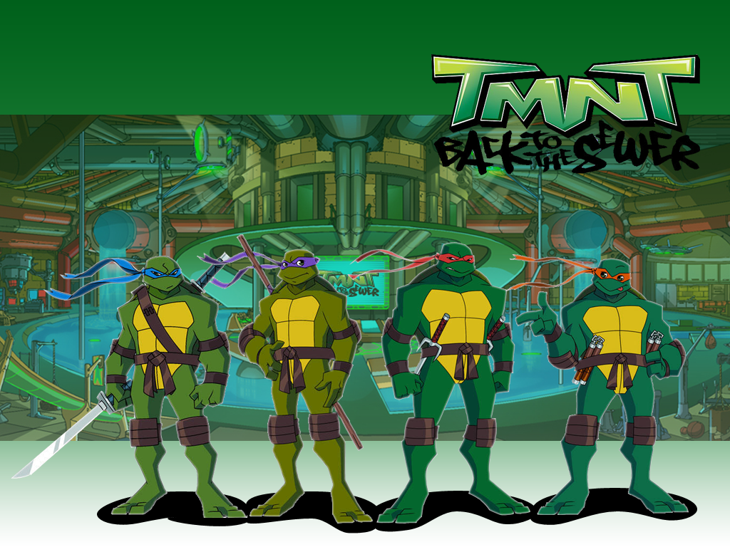 Teenage Mutant Ninja Turtles Wallpapers