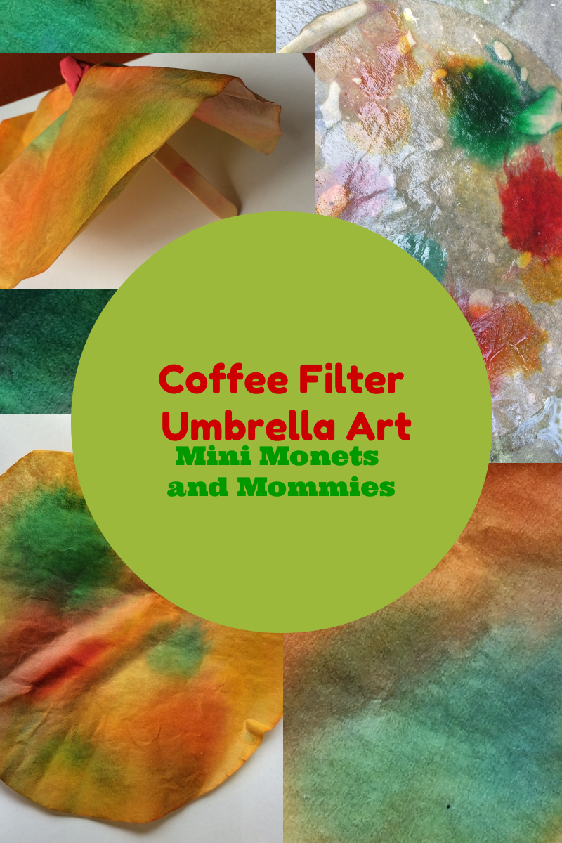 Coffee Filter Activity