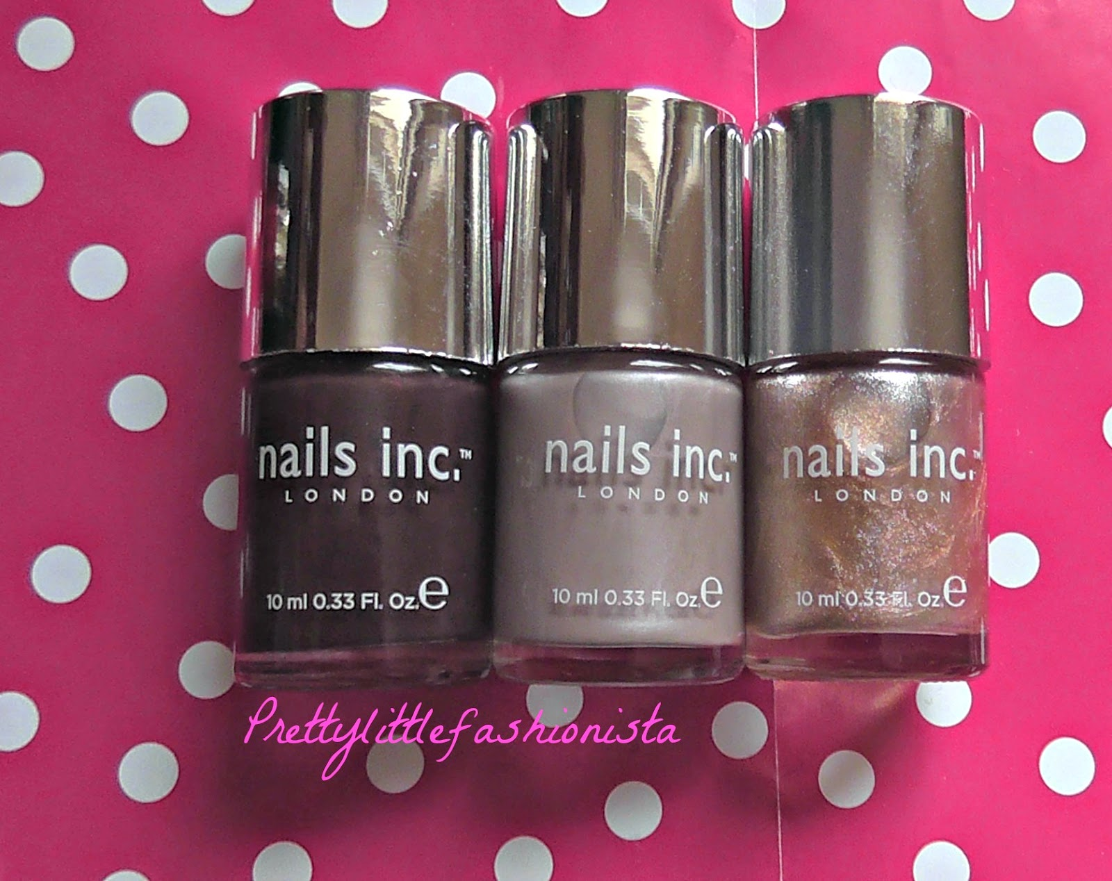 Nails Inc Haul