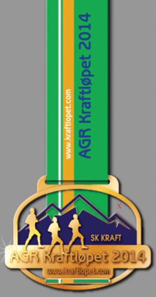 AGR Kraftløpet 2014