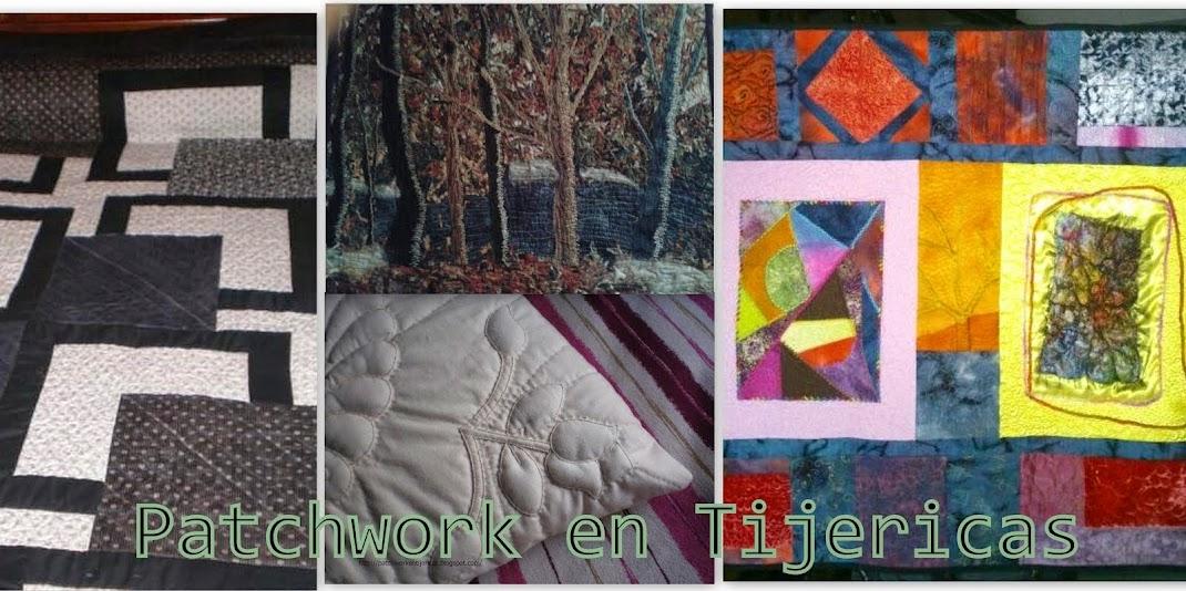 Patchwork en Tijericas
