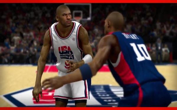 NBA 2K13 USA Basketball Trailer TheNbaZone