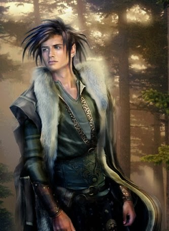 Forest Male Elf
