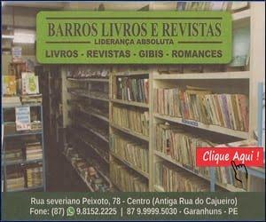 O MAIOR ACERVO DE LIVROS DO INTERIOR DE PERNAMBUCO