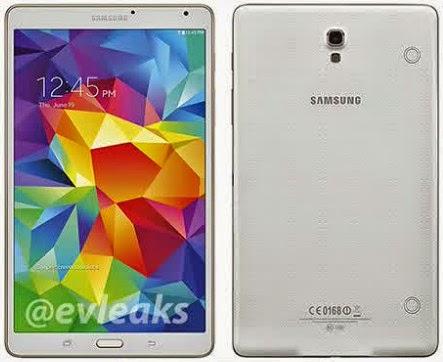 Samsung Galaxy Tab S 8.4 inci