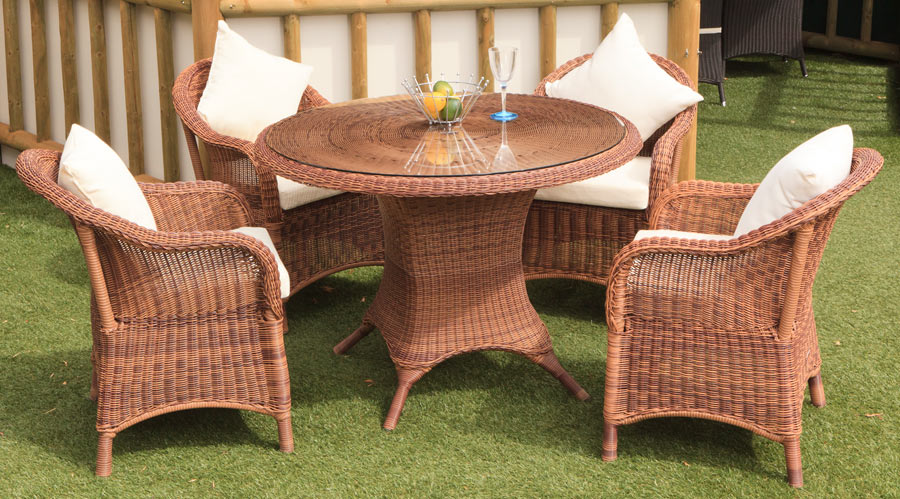 Rattan Furniture Dining Sets Conservatory And Patio