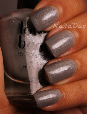 NailaDay: Love and Beauty Gunmetal