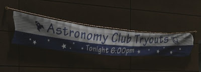 Astronomy Club Banner