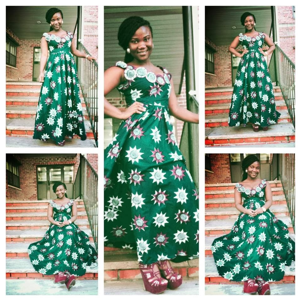 Dress styles in addition nigerian ankara dress styles on ghana home