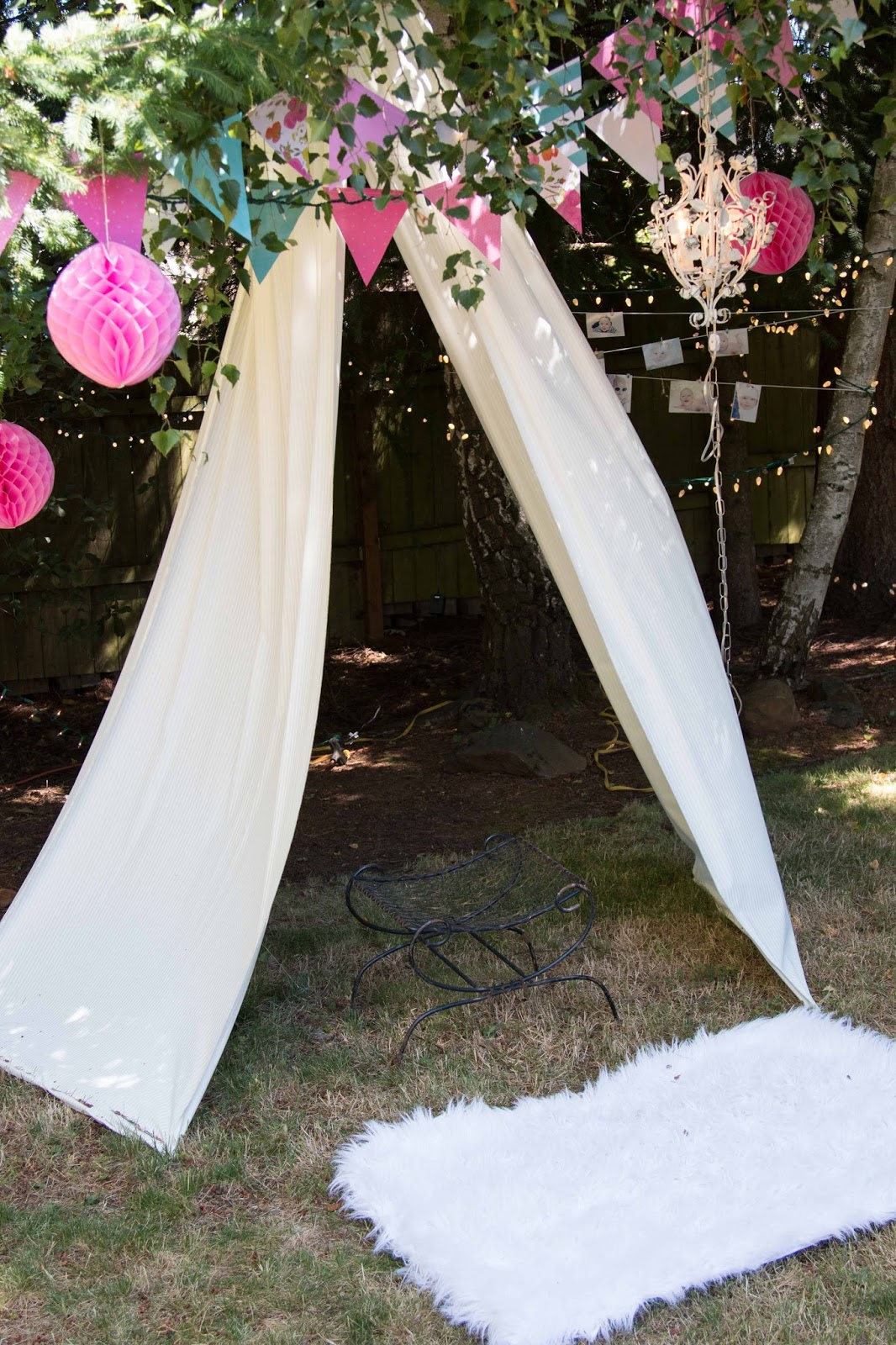 Craft warehouse glamping diy photo booth tent create often for Glamping ideas diy