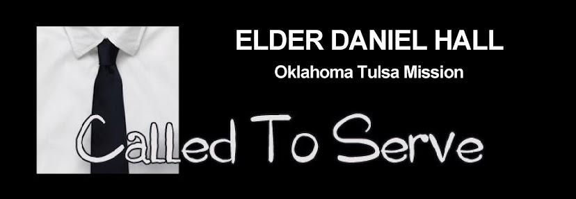 Elder Daniel Hall