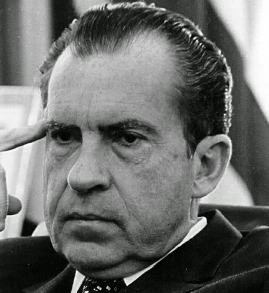 Nixon: President Richard Nixon In Repose