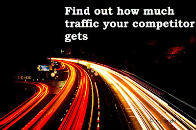 Find-Traffic-of-competitor-website