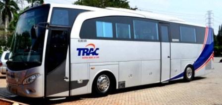 Bus Pariwisata Murah Trac