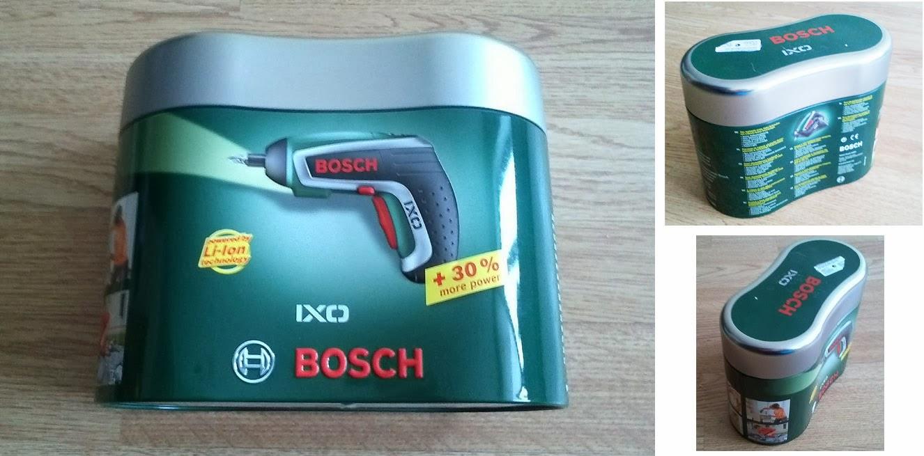 Bosch IXO фото