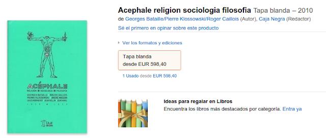 (Imagen capturada de la web de Amazon, 1)