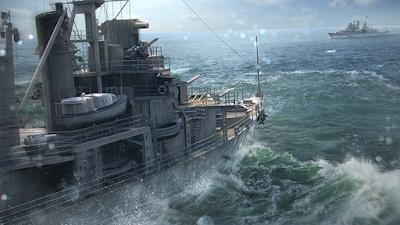 World of Warships обнова 0.4