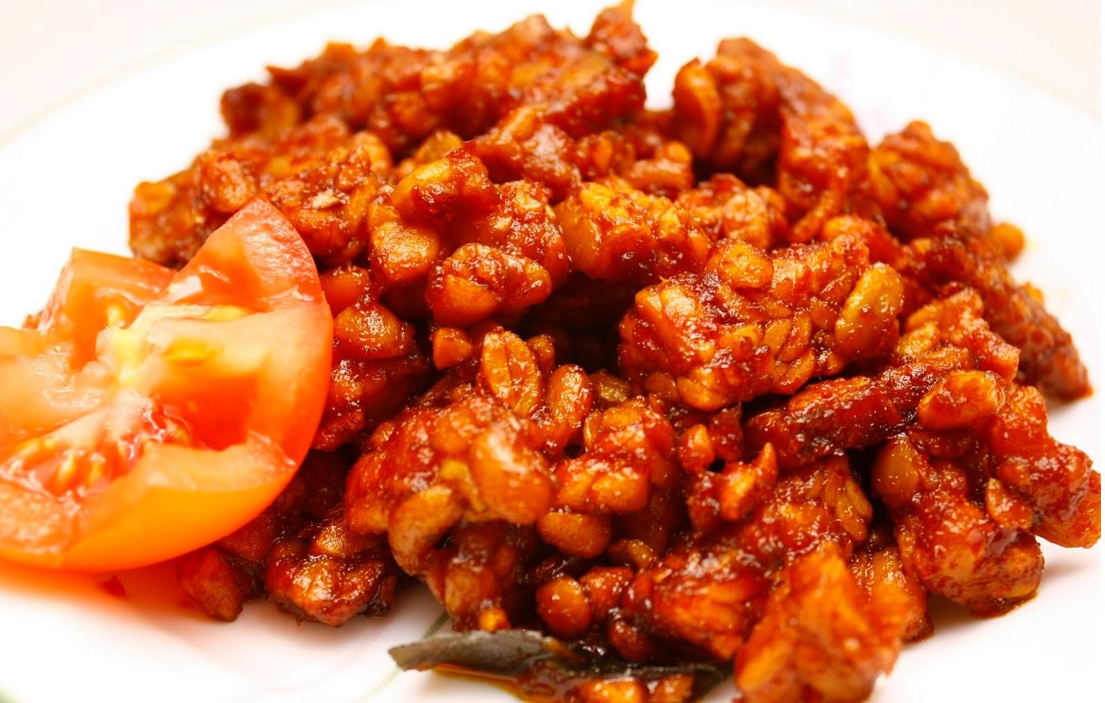 Resep Masakan Sambal Goreng Tempe | KUMPULAN RESEP MASAKAN