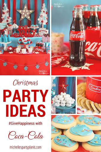 Linky Party Christmas Theme