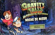 Gravity Falls noche de miedo