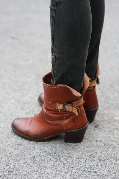 Seattle Street Style boots