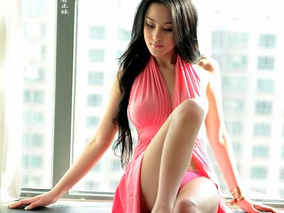 Girls Beauty Wallpaper Zhang Xinyu 30