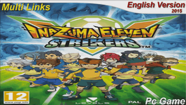 Inazuma Eleven Go Strikers 2013 Wii Iso English