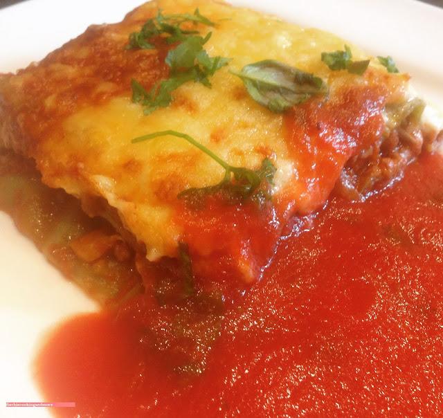 fischiscooking, lasagne