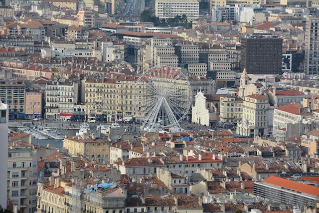 Notre-Dame de la Garde Ferris wheel