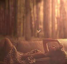 A veces solo necesitas estar sola para pensar